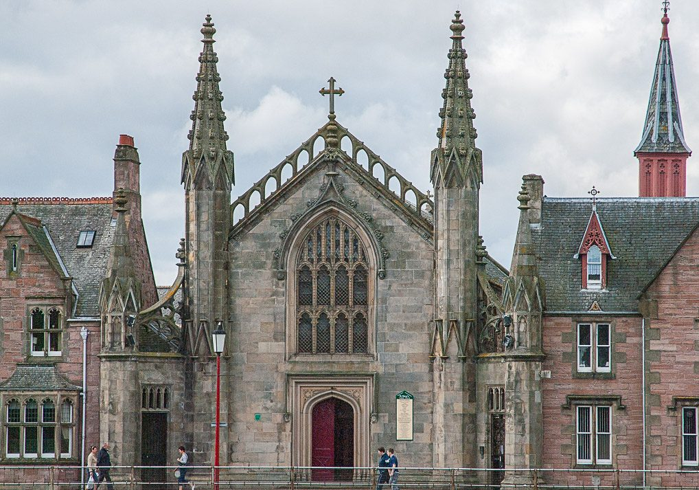 St Mary's, Inverness